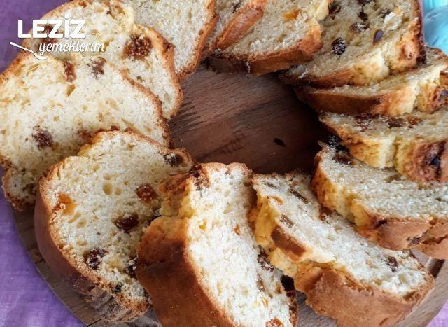 Kuru Meyveli Enfes Kek (Hazırlara Taş Çıkartır)