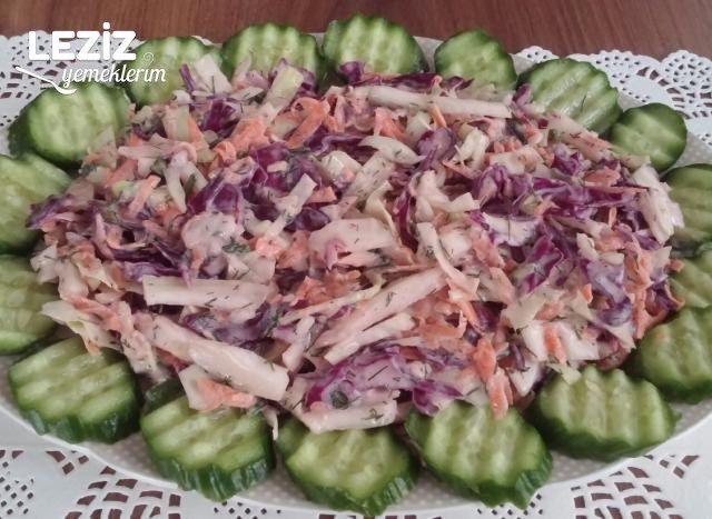 Harika Kış Salatası