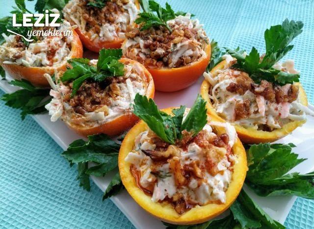 Havuçlu Elmalı Kereviz Salatası