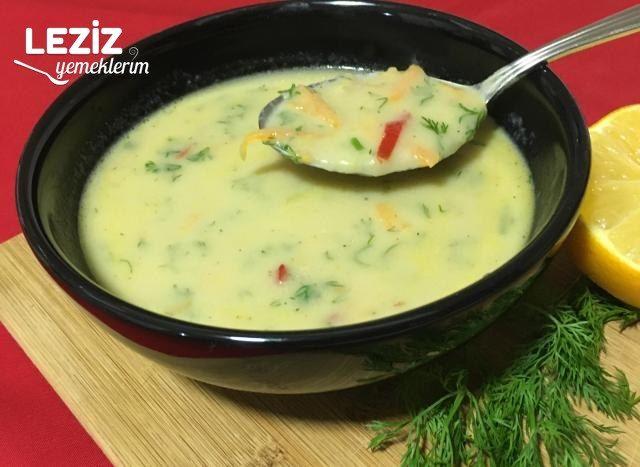 Mantar Sapı Çorbası