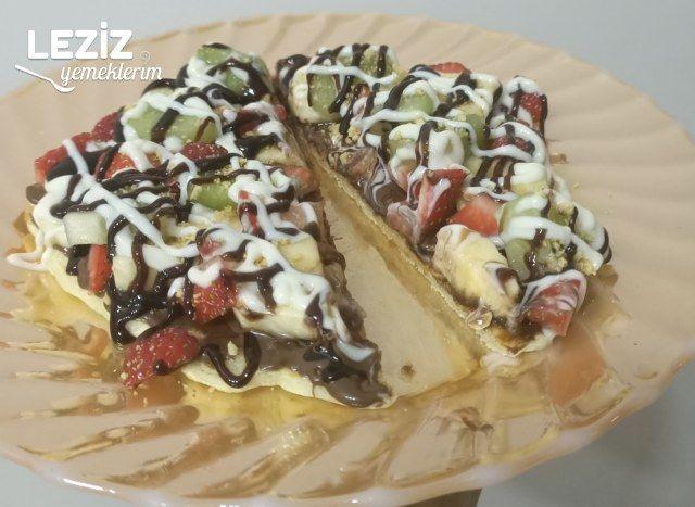 Tost Makinasında Waffle Nasıl Yapılır?