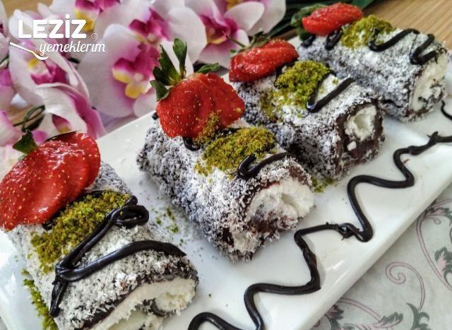 Çikolatalı Saray Sarma Tarifi