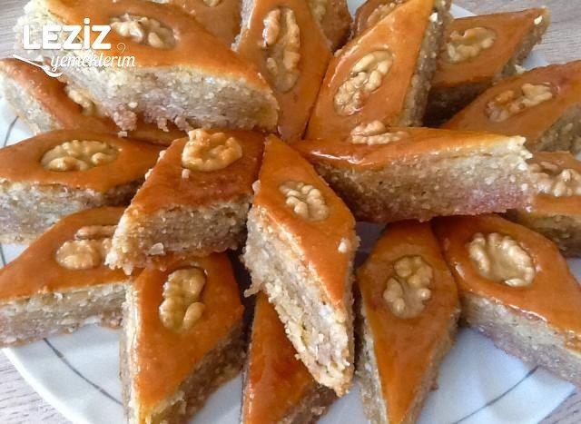Azerbaycan Mutfağından Baklava Tarifi