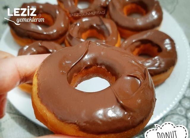 Ev Yapımı Donut