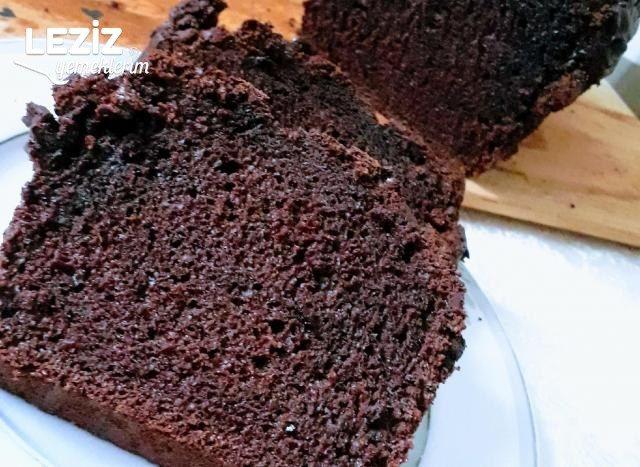 Muzlu Çikolatalı Pamuk Kek Tarifi