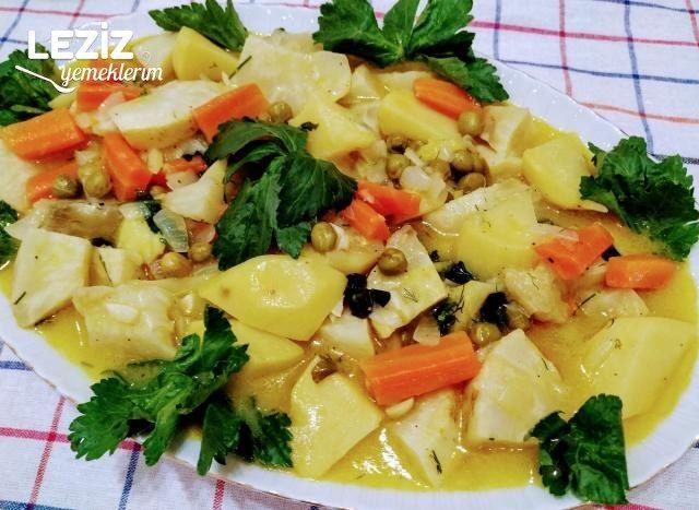 Portakallı Kereviz Yemeği Tarifi (Kerevizin Faydaları)