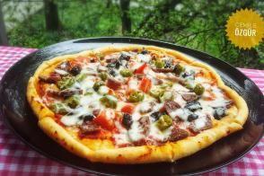 Evde Pizza Tarifi, Nasıl Yapılır