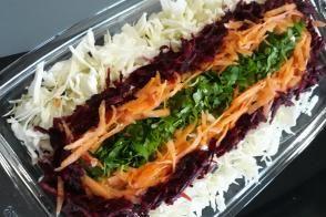 Nefis Beyaz Lahana Salatası