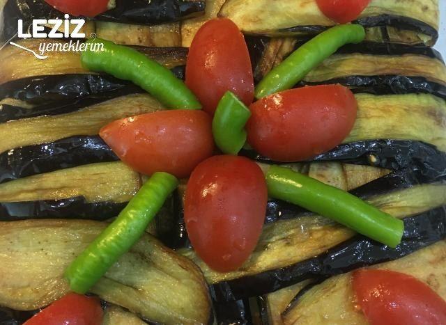 Patlıcanlı Patates Kapama Tarifi
