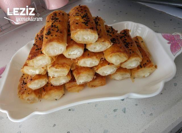 Çıtır Çıtır Pastane Böreği Tarifi