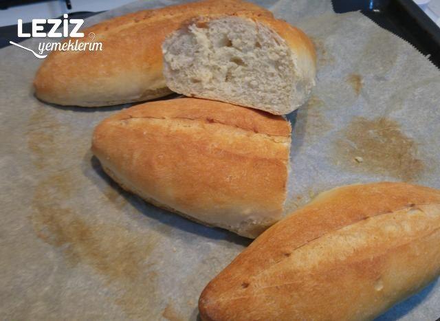 Evde Fırın Ekmeği Yapımı Tarifi