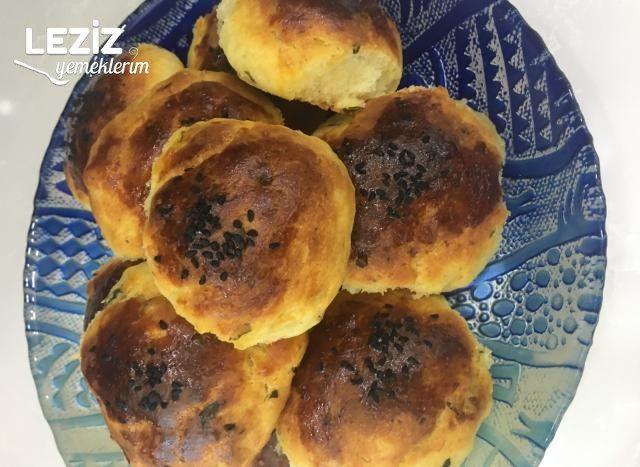 Patatesli Mayalı Kahvaltı Ekmeği