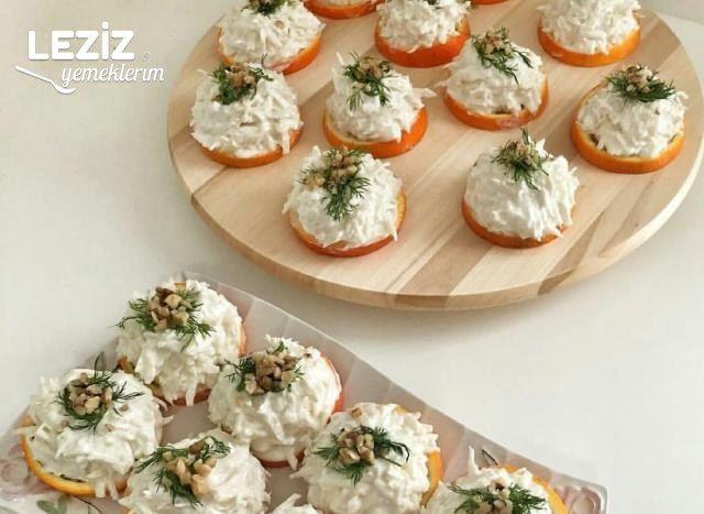 Kereviz Salatası Tarifi (Bir De Böyle Deneyin)