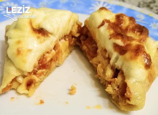 Krepli Tavuklu Bohça Kebabı Tarifi