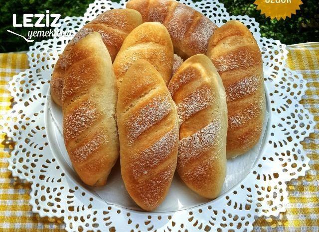 Ev Yapımı Baget Ekmek Tarifi, Nasıl Yapılır