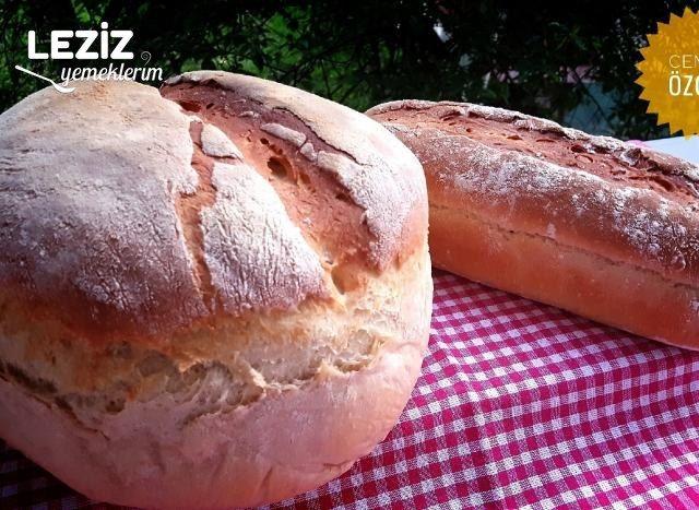 Ekşi Mayalı Ekmek Tarifi, Nasıl Yapılır