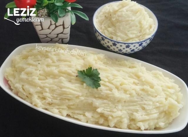 Patates Püresi Nasıl Yapılır