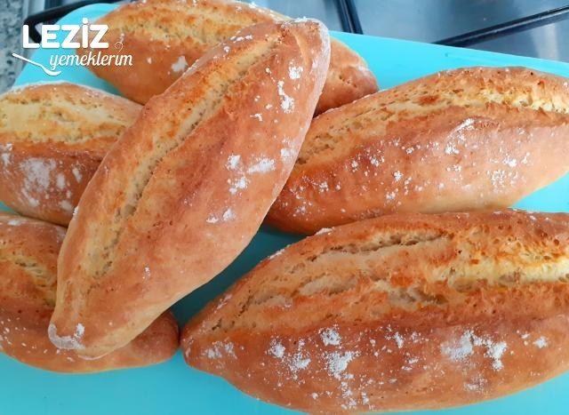 Sütlü Mini Ekmek Tarifi