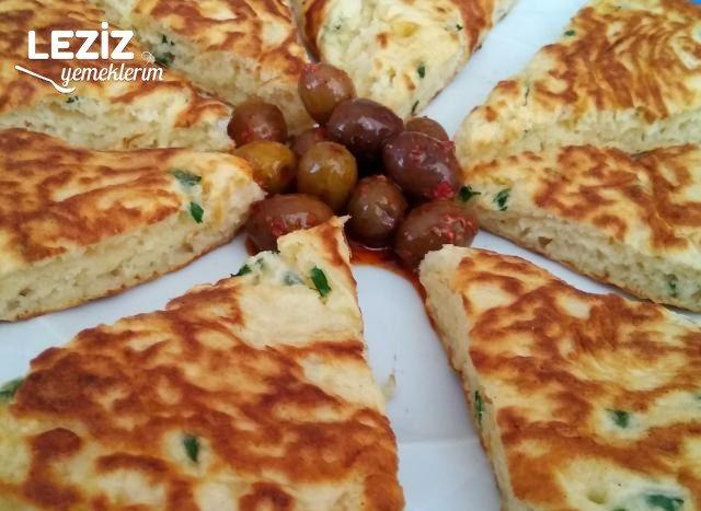 10 Dakikada Kahvaltılık Tava Böreği