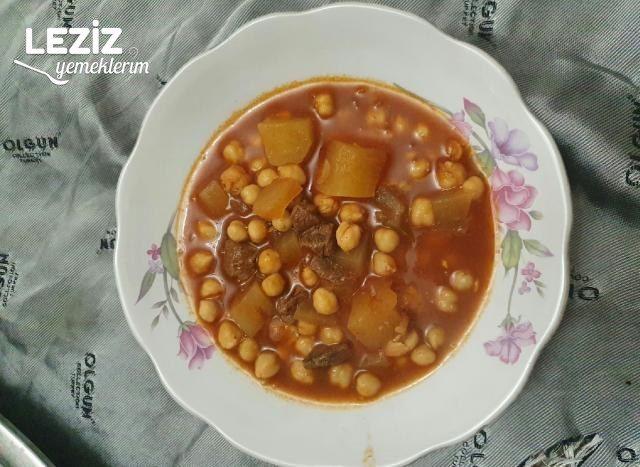 Bal Kabağı Sulusu (Yemeği) Tarifi