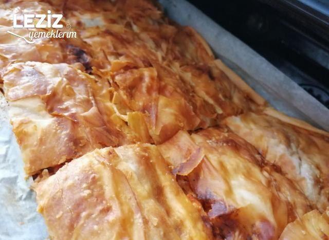 Nefis Sebzeli Börek