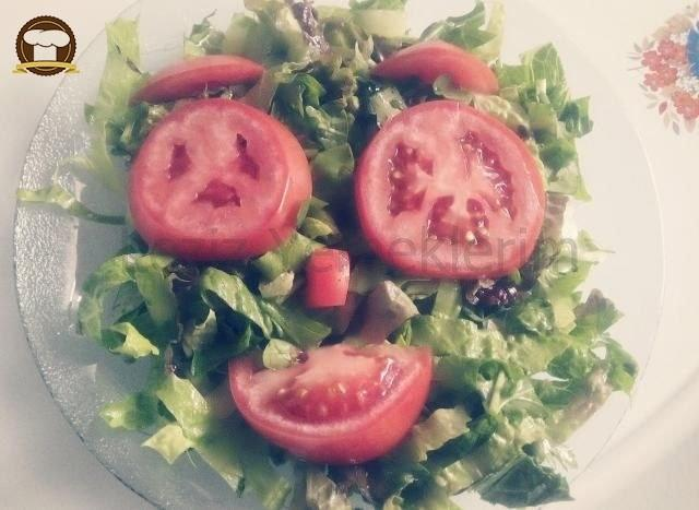 Karışık Marul Salatası
