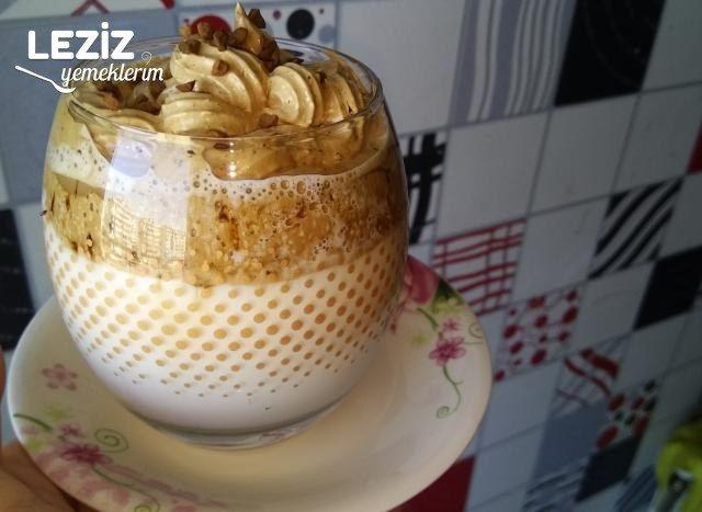 Dalgona Kahvesi (Tiktok Kahvesi)