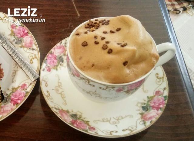 Evde Cappuccino Yapımı