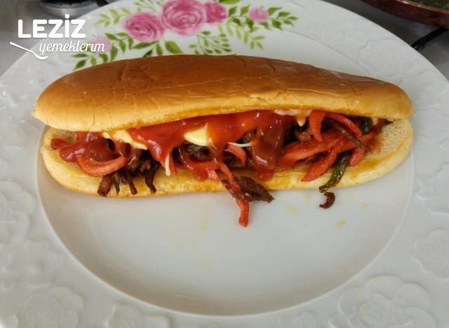 Karışık Sandviç Tarifi