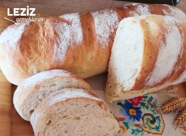 Ev Yapımı Baton Ekmek Tarifi