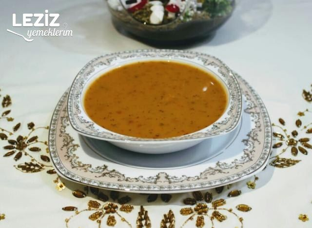 Şifa Deposu Patates Çorbası