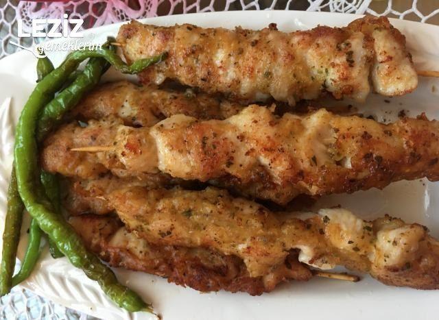 Yumuşacık Tavuk Şiş Tarifi, Nasıl Yapılır
