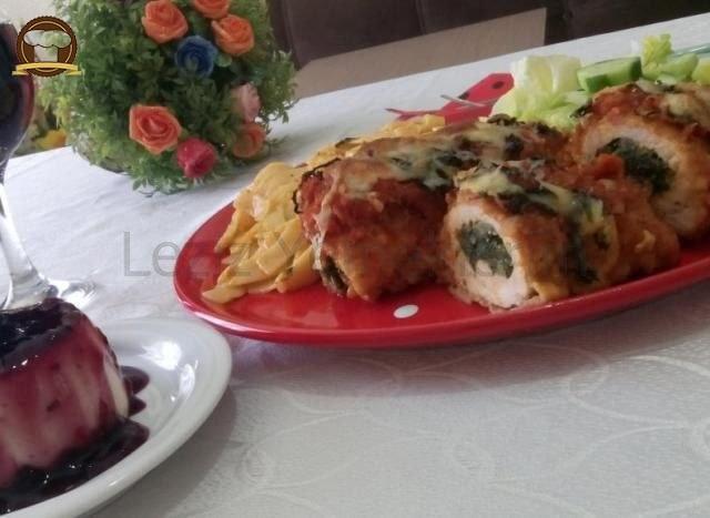 Tavuk Parmesan (Chicken Parmigiana)
