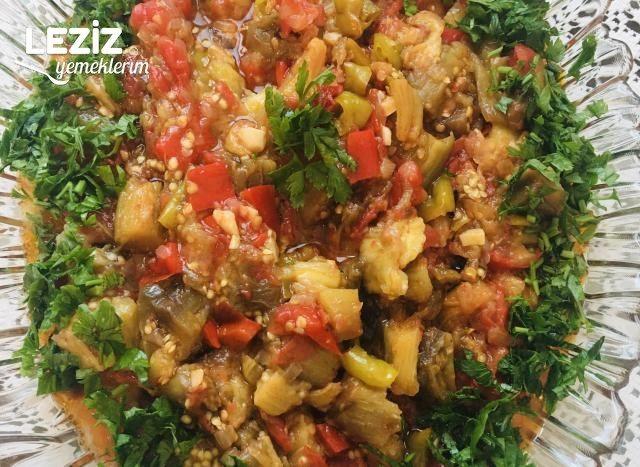 Patlıcan Çullama Tarifi (Amasya Yöresi)