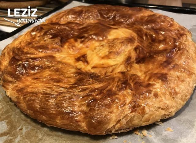 Dışı Çıtır Çıtır İçi Yumuşacık Saya Çöreği Tarifi