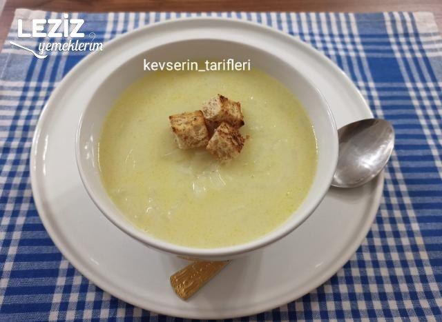Nefis Soğan Çorbası
