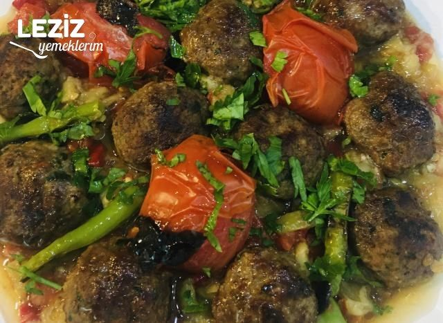Patlıcanlı Söğürme Kebap