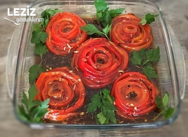 Nefis Kapya Biber Salatası