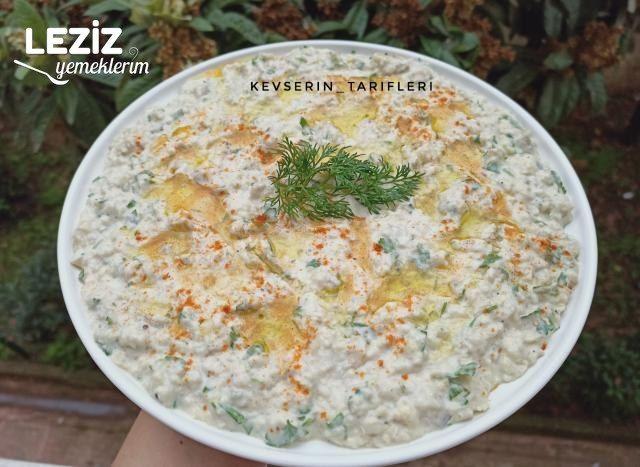 Mütebbel Tarifi (Lübnan Mutfağı)