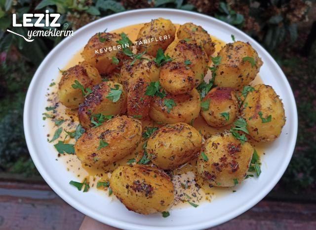 Tadı Damağınızda Kalacak Tereyağlı Patates