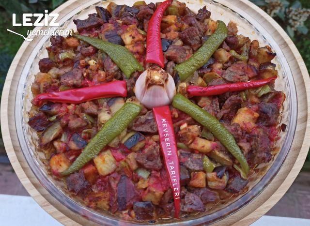 Nefis Şehzade Kebabı Tarifi