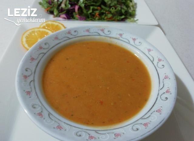 Salçal  Baharatlı Mercimek Çorbası