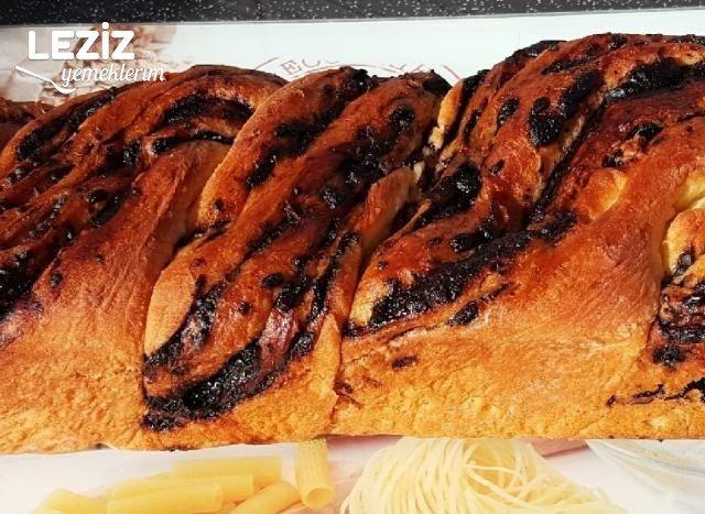 Babka (Çikolatalı Ekmek)