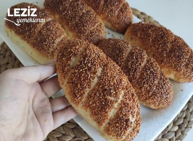 Pastane Lezzetinde Efsane Kaşarlı Simit Poğaça