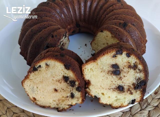 Damla Çikolatalı Kek (Püf Noktaları İle)