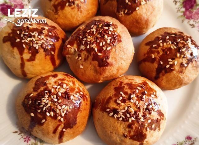Patates Püreli Sütlü Poğaça Nasıl Yapılır