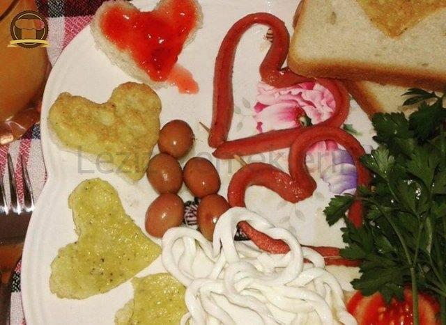 Aşk Dolu Kahvaltı