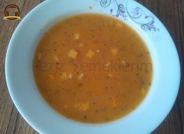 Ezogelin Çorbası (Gaziantep Yöresi)