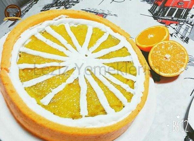 Portakal Pasta