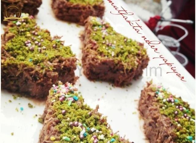 Çikolatalı Çıtır Kadayıf